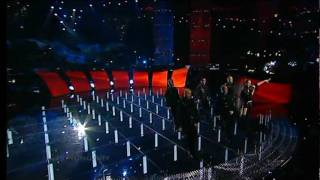 Eurovision 2005 Semi Final 15 Hungary *NOX* *Forogj, világ!* 16:9 HQ