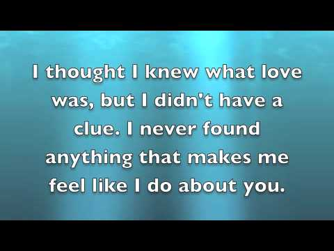 You - Chris Young {w lyrics}