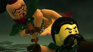 The Tall Tale of Flintlock - LEGO Ninjago