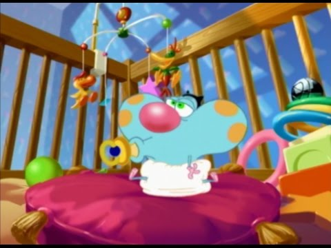 The Best Oggy and the Cockroaches Cartoons New compilation 2016 ►◄IT'S A SMALL WORLD (S01E09)