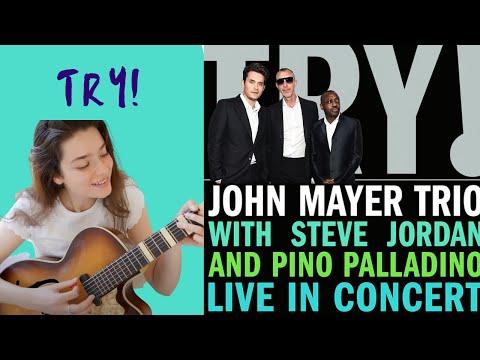 Try - Cover - John Mayer