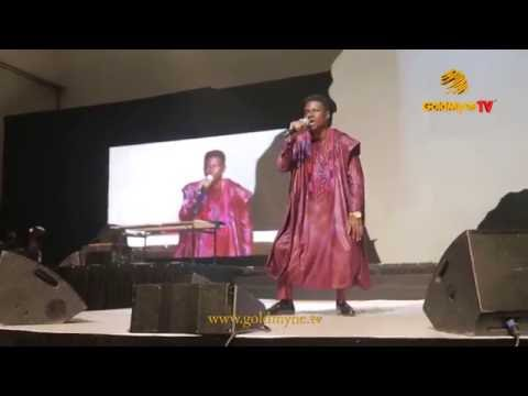 Mp4 Video: COMEDIAN, 'KENNY BLAQ' DELIVERS RIBS CRACKING JOKES IN SONGS AT #SHALANGA BY YAW  - Download