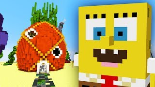 SPONGEBOB W MINECRAFT!