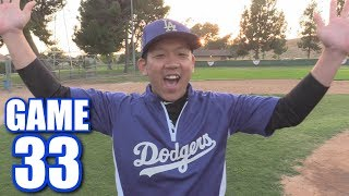 TAKA RETURNS! | On-Season Softball League | Game 33