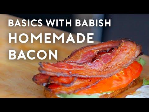 Homemade Bacon Basics with Babish
