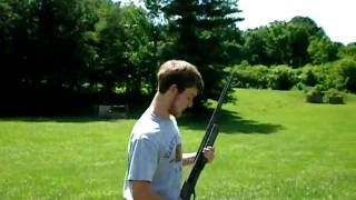 Shooting Clay Pigeons with Dustin Justin