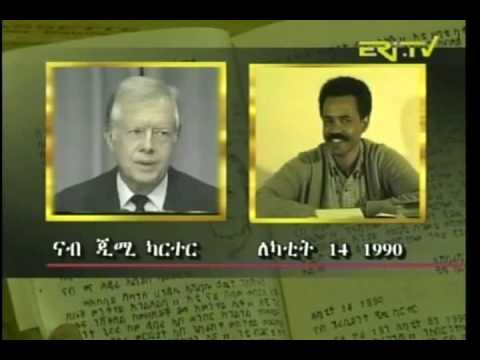 Dulles to Jendayi CARTER s Letters to ERITREA Part 1
