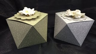 Faceted Box Tutorial