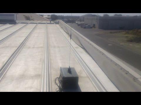 SHTF Urban Simplex Radio Repeater Range Test