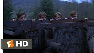 October Sky (1/11) Movie CLIP - It's Headed for the Mine! (1999) HD