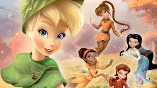 Disney Fairies: Tinker Bell's Adventure (Part 1)