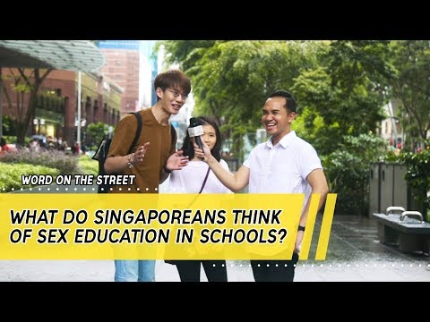 Xxx Mp4 What Do Singaporeans Think Of Sex Education In Schools Word On The Street 3gp Sex