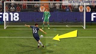 FIFA 18 TOP 10 BEST GOALS! Ft. SCORPION KICK,LONG SHOTS, KNUCKLEBALLS !