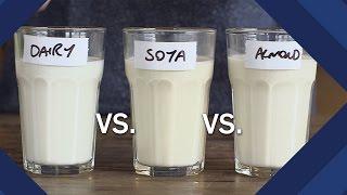 Are Milk Substitutes Healthier Than Cow's Milk? - Brit Lab