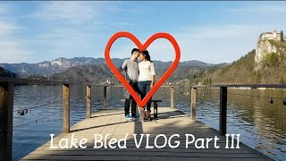 Lake Bled Vlog || Massive pizza and twisted ankle