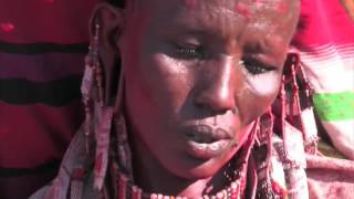Masai women Eunoto ceremony | nomadic tribes living in the south