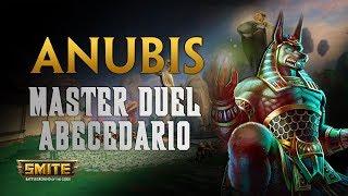 Anubis, La tactica secreta - Smite Master Duel Abecedario S6