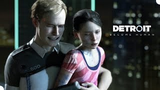 DETROIT BECOME HUMAN - Gameplay da Demo, em Português! No PS4 Pro!
