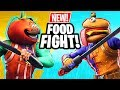 Download Video Download NEW UPDATE!! *FOOD FIGHT GAME MODE* (Fortnite Battle Royale) 3GP MP4 FLV