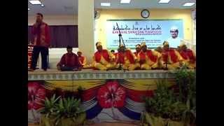 Negara Maju oleh Kump Dikir Barat Sri Kor Kota Bharu Kelantan