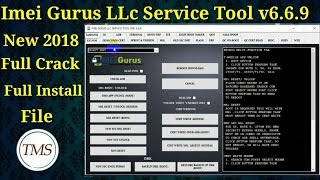 IMEI Gurus LLC ServiceTool v6.6.9 full Crack Active 2018 Free Download By Technical Mobile Software