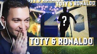 ПОЙМАЛ TOTY & РОНАЛДУ в HAPPY-GO-LUCKY - FIFA 18