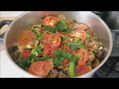 Tam tarif / En Güzel Ev Yemekleri / En Leziz Patlıcan Oturtma (Patlıcan Musakka) Nasıl Yapılır?