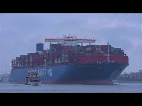 Xxx Mp4 1080p Special Video 3 Giganten Verlassen Hamburg YM Witness UASC Tihama Amp CS Aries Auf Der Elbe 3gp Sex
