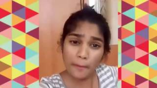 BEST Dubsmash Tamil Girls   AWESOME Dialogues and Songs
