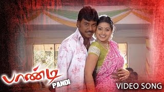 Pandi Tamil Movie | Song | Kuththu Mathippa Video | Raghava Lawrence, Sneha