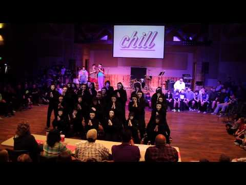 Chill Out 2015 Dance - Rogers 8th & 9th Girls
