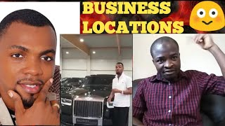 Evangelist Addai Challenges Reverend Obofour to Explain *LOCATIONS* of His Business in GHANA 😀😀