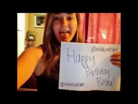 Beaus Birthday Video xxx