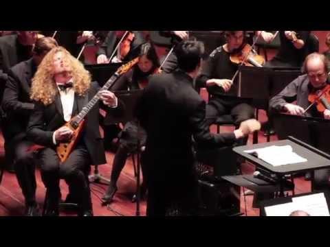 Dave Mustaine & San Diego Symphony