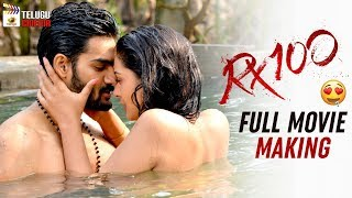 RX 100 FULL MOVIE Making | Kartikeya | Payal Rajput | Rao Ramesh | #RX100 | Mango Telugu Cinema