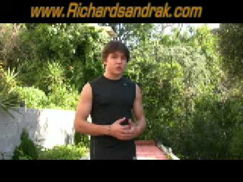Richard LIttle Hercules Sandrak CARDIO