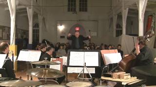 S.E.M. Ensemble (Petr Kotik conductor) performs Michael Vincent Waller - DISCRETION