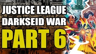 Justice League Darkseid War Act 2: The New Gods