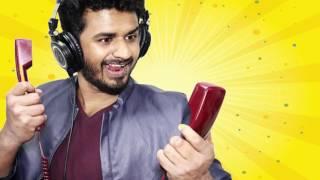 RJ Farhan's Prank Call |  Nanir Number | Musfiq R. Farhan | Radio Next 93.2FM