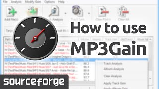 How to use MP3Gain for Windows