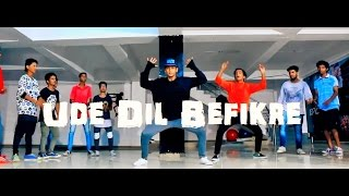 Ude Dil Befikre - Song | Befikre Title Song | Benny Dayal | Dance | Choreography by Ajeesh krishna