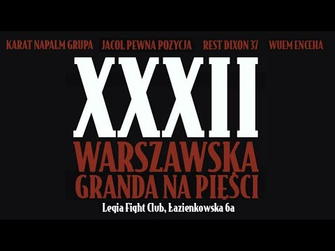 Xxx Mp4 XXXII Warszawska Granda Na Pięści 08 04 2018 Torwar 3gp Sex