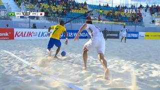 Match 23: Brazil v Japan - FIFA Beach Soccer World Cup 2017