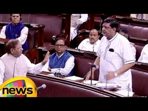 Spat in Rajya Sabha Between Sharad Yadav and Naresh Agarwal on Medical Colleges | Mango News