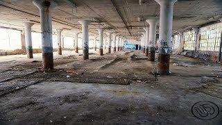 Old Abandoned Mattress Factory   Urbex   Cleveland, Ohio
