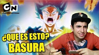 DRAGON BALL SUPER OPENING 2 (OFICIAL) EN ESPAÑOL LATINO REACCION | LAMENTABLE