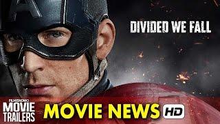 Captain America: Civil War Trailer Breaks Marvel viewing record [HD]