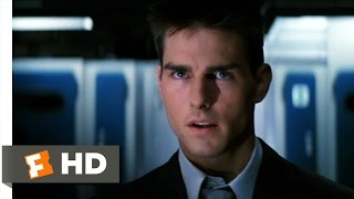 Mission: Impossible (7/9) Movie CLIP - Master of Disguise (1996) HD