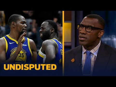Xxx Mp4 Shannon Sharpe Says 39it39s Not A Big Deal39 After KD And Draymond39s Heated Exchange NBA UNDISPUTED 3gp Sex