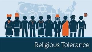 Religious Tolerance: Made in America